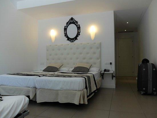 Hotel Terramarina : Номер 408