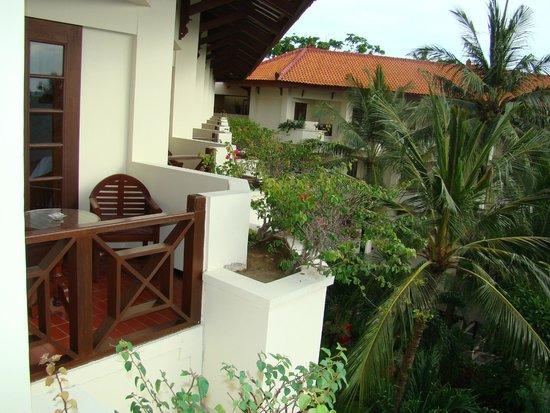 Grand Mirage Resort and Thalasso Bali: Вид из окна