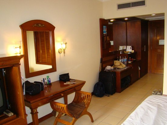 Grand Mirage Resort: номер