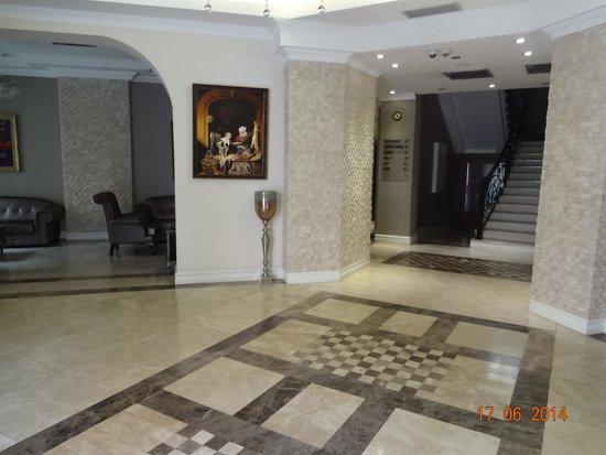 Batumi World Palace : Lobby !
