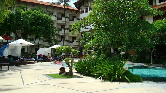 Grand Mirage Resort: отель