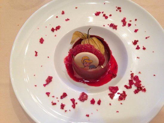 Auberge De Cendrillon: Dessert
