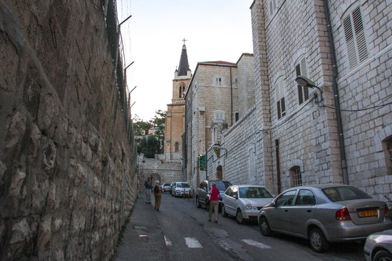 Sisters of Nazareth Convent: Soeurs de Nazareth - la rue de l'hôtellerie
