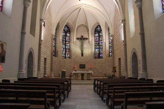 Sisters of Nazareth Convent: Soeurs de Nazareth - chapelle