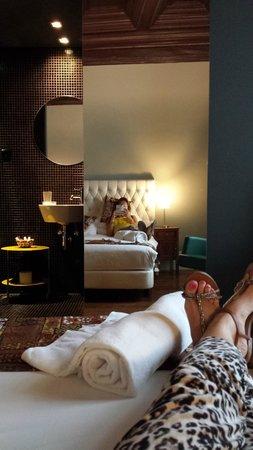 Casa dos Loios by Shiadu: The hotel room
