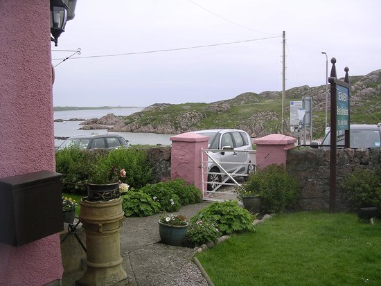 Seaview Bed & Breakfast: View from Seaview