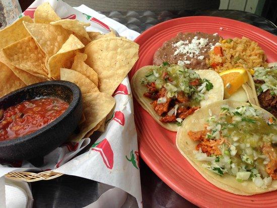 La Palapa: salsa is delish