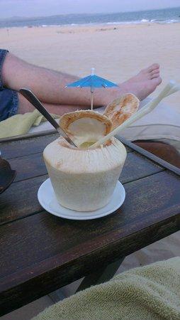 Mia Resort Mui Ne: Pina Colada. Love!