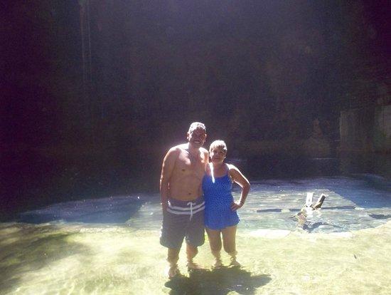 Tours Cancun .org : cenote ik kil