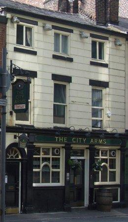 The City Arms Pub