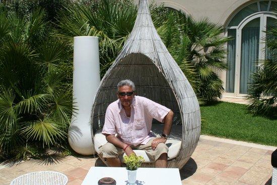 Romano Palace Luxury Hotel : Garden area