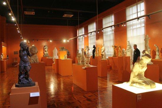 Museo Nacional: Sculptures