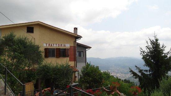 Da Luciano: Het restaurant