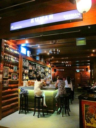 Buyan Russian restaurant & bar