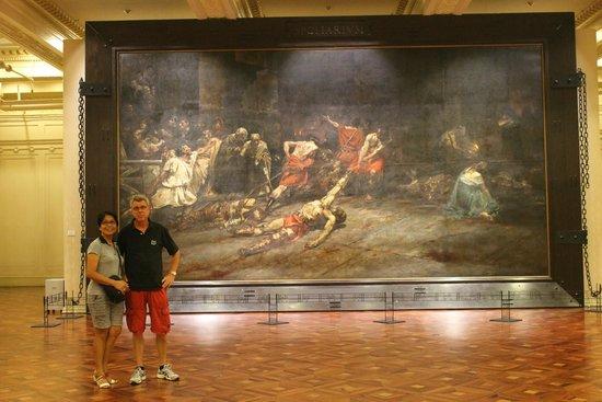 Museo Nacional: Spoliarium