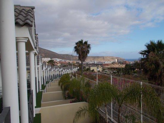 Gran Oasis Resort: View from Room 77