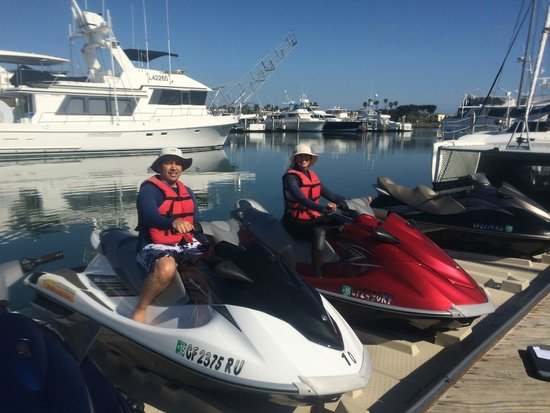 San Diego Bay Adventures: Jet ski time!