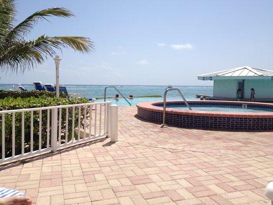 Morritts Tortuga Club and Resort : The properties 'premium' pool