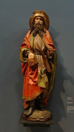 Augustinermuseum: Heilige