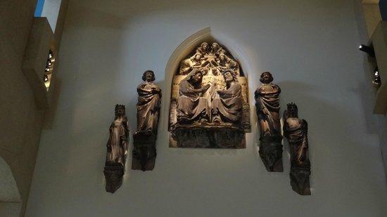 Augustinermuseum: Beelden