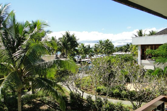 Sofitel Fiji Resort & Spa: View from room