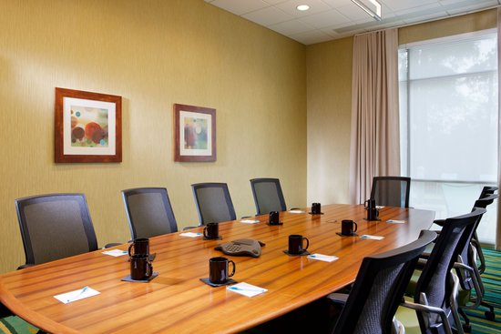 SpringHill Suites Houston The Woodlands: Small Meetings, Our Specialty!
