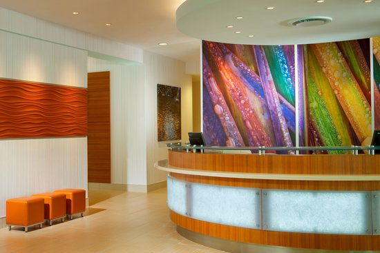 SpringHill Suites Houston The Woodlands: Welcome Back!