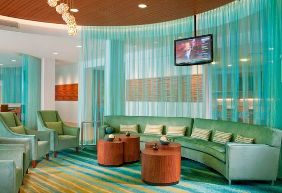 SpringHill Suites Houston The Woodlands: Imagine your wedding, family and friends..