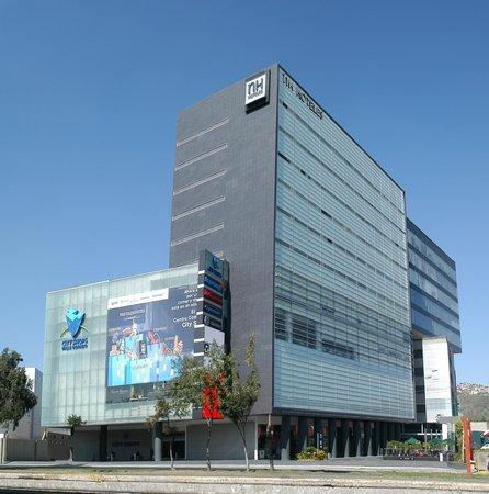 NH Mexico City Valle Dorado: Building