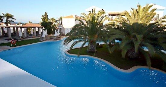 Aldemar Royal Mare Thalasso Resort : Вид из номера