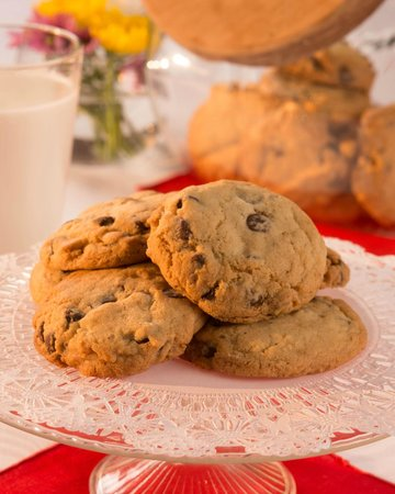 Colby Hill Inn: Our Own Chocolate Chip Cookies-made fresh every day!