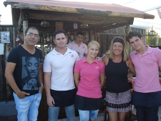 La Vaca Rosada: À Gauche Ever (proprio) et son équipe