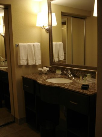 Homewood Suites Charlotte/Ayrsley: bathroom