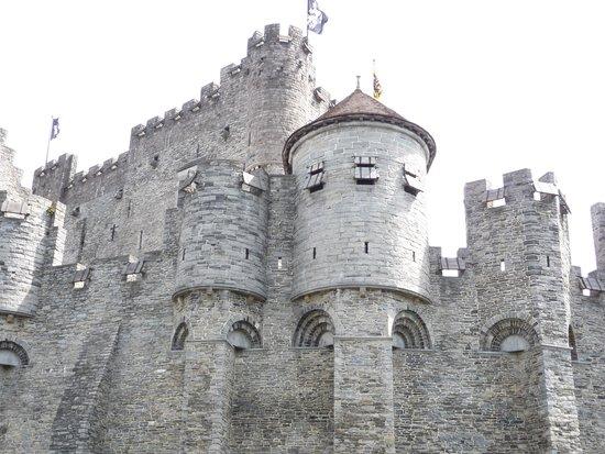 Gravensteen Castle : Castillo