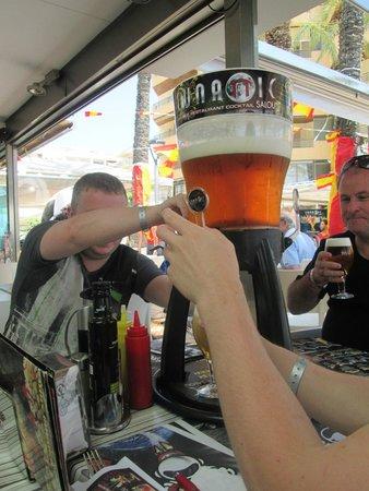 Lunattic : Beer tower