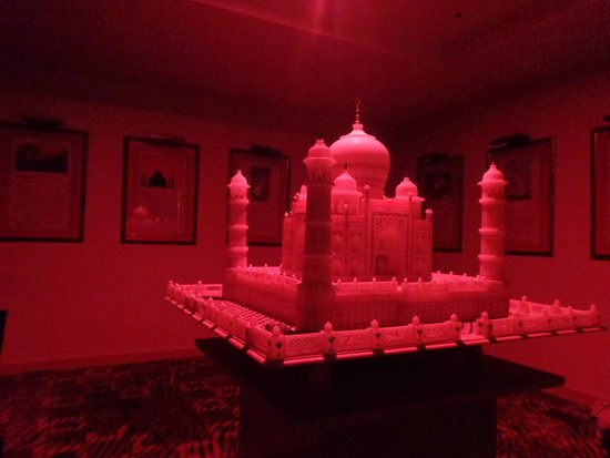Radisson Blu Agra Taj East Gate: the Noor-E-Taj show!