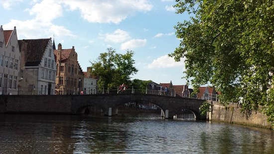 Boottochten Brugge: Waterway tour