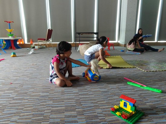 Radisson Blu Agra Taj East Gate: Kids Play area.