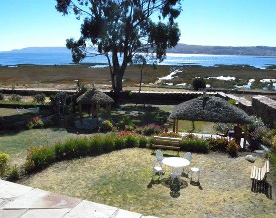 Taypikala Lago: Gardens