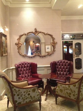 Granville Hotel : Sitting room