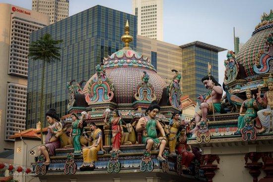 Sri Mariamman Temple: temple
