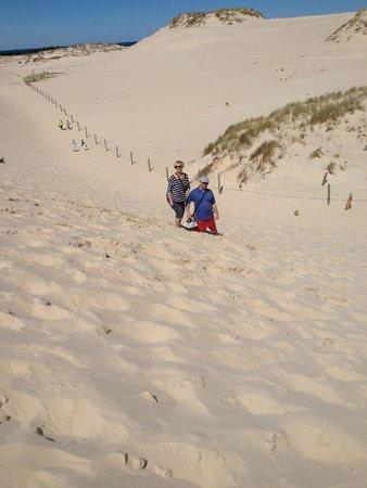 Slowinski National Park: Dunes