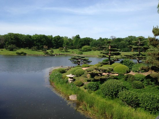 Island Of Everlasting Happiness Picture Of Chicago Botanic Garden Glencoe Tripadvisor