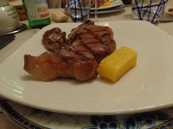 La Tavernetta: Bistecca