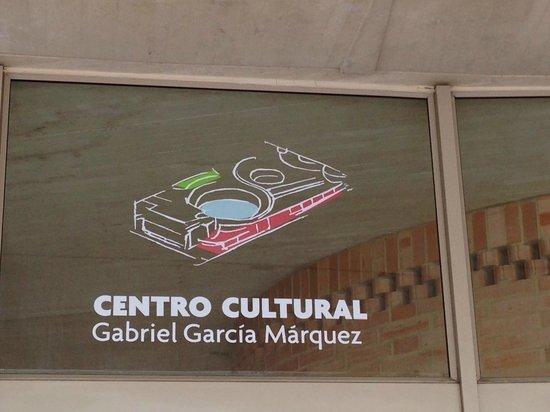 Centro Cultural Gabriel Garcia Marquez: Sello  unico