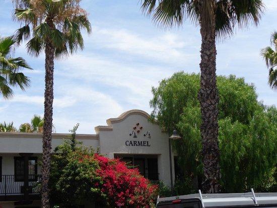 The Anabella : Carmel building
