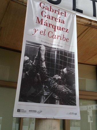 Centro Cultural Gabriel Garcia Marquez: Otra muestra