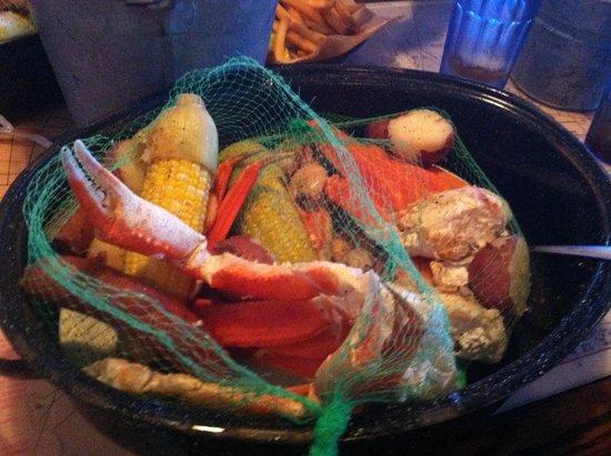 Joe's Crab Shack: Steam pot delicious