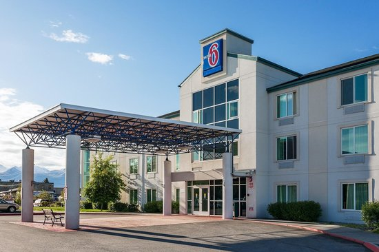 Motel 6 Anchorage Midtown: Exterior