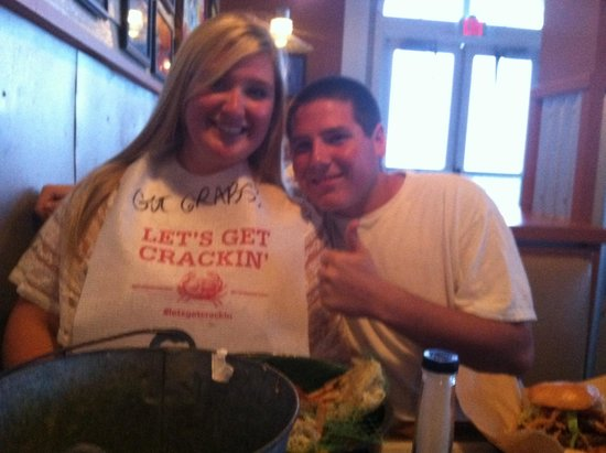 Joe's Crab Shack: First timers